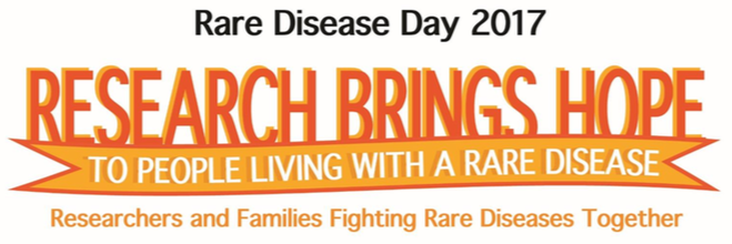 Researchers and families fighting rare Diseases together